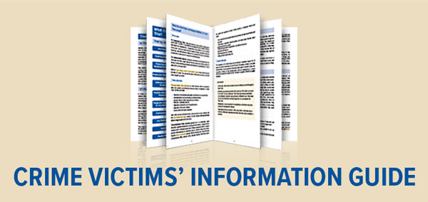 Crime Victims' Information Guide